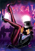 Zatanna-cabaret by J-Estacado