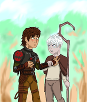 RotG/HTTYD: Do You Feel It? by JodieDoe
