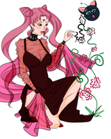 Wicked Lady by soniaflores1610