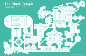 SL TheBlackTemple by dungeonmapper