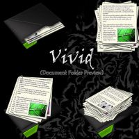 vivid icon set - preview by jasonclaude
