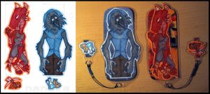Trade :: Neo Bookmarks by Nanuka