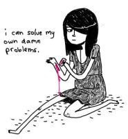 problems. by boobookittyfuck