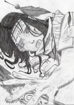 Poor Neji... by BurningFire-and-Ash