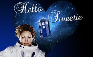 River Song Valentine by blablover5