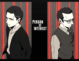 Person of Interest. by hasze