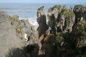 Pancake Rocks by Elvis3000