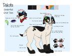 Dakota ref by wagstail