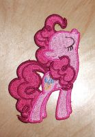 Pinkie Pie Woo by EthePony