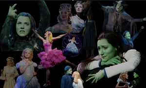 Wicked Collage 1 by ElphieGravity