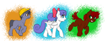 The Kids-Tinker Toys, Strata, and Lincoln Logs by FuyusFox
