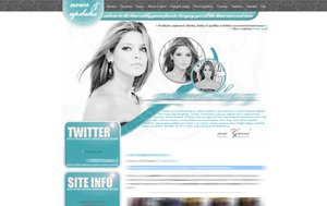 Layout Ashley on MTV by GreenSlOw