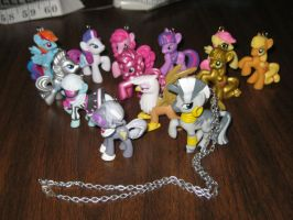 Pony Necklace Collection! by rpm1337