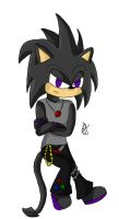 Darkness Contest Entry by Firen-the-hedgehog
