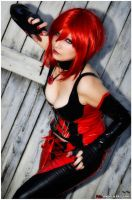 The Dhampir BloodRayne VII Cosplay by ArashiHeartgramm