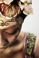 tribal look by indrasapta