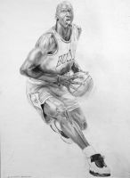 His Airness by LoriF