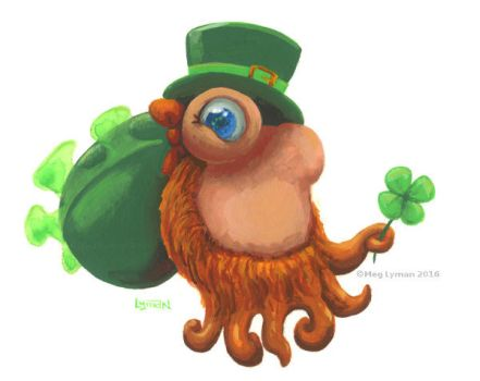 Leprechaun by MegLyman