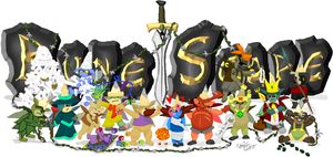 RuneScape Implings by MsGhia