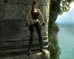 Lara in Coastal Thailand 5 by Chriss2010
