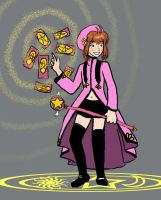 Card Captor Sakura by vifetoile