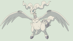 Pokemon base 23~Reshiram 1~ by Xbox-DS-Gameboy