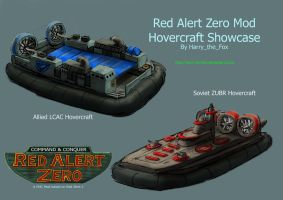 RA Zero mod- Hovercraft by Harry-the-Fox