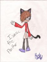 isaac the panther by pandabear0223