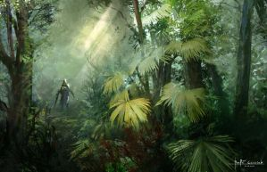 Jungle approach 2 by RaV89