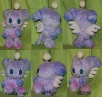 v4 Night chao plush by YutakaYumi
