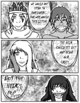 Eternal Chapter 2 Page 2 by yinyangswings