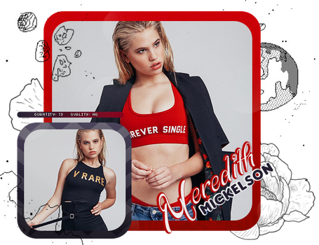 //PHOTOPACK 112 - MEREDITH MICKELSON// by BIRDY-PHOTOPACKS