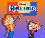 The Replacements by MartinsGraphics