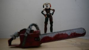 Chainsaw!!!!!!! by slasherman