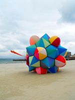 Kite Festival III by Toast-Muncher