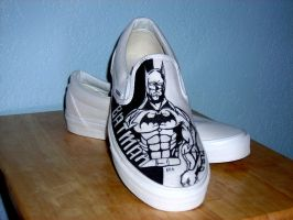 batman vans by mexicanpryde2000