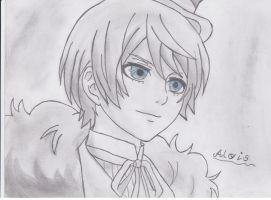 Alois Trancy by CoOkIeNeRd