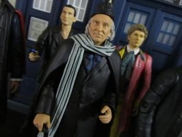 The 1st Doctor by Police-Box-Traveler