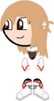 Kingdom Hearts Online - Asuna's outfit by YellowNinja123