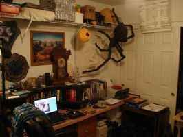 My Home Office by savageworlds