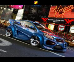 WTB 2010 Ford Focus Round 1 by skilldesign01