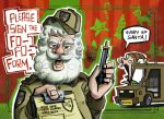 Christmas card 2014 by TheArtrix
