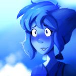 Little Lapis Painting by Spencer-Bowen