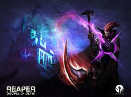 Reaper: Disciple of Death by DreadJim