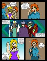 Fantasy Problem: Paths 6 by CrazyCowProductions