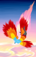Freedom of the Phoenix by Trisidael