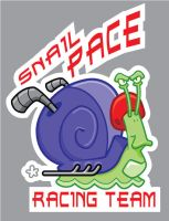 Snail Pace Racing Team by Hobbit1978