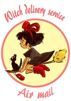 Kiki delivery service by Amoelexcso