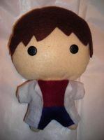 Scientist Plush by Revanesque