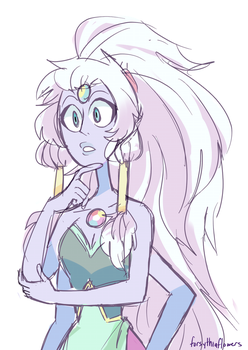 Opal by marreeps